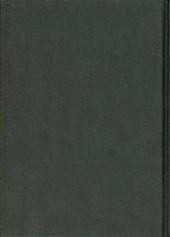 Verso de Futuropolice -22- Le plongeon