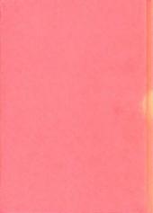 Verso de Futuropolice -61- De parfaits petits crimes