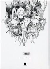 Verso de (AUT) Sandoval - Artbook
