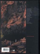 Verso de L'esprit rouge - Antonin Artaud, un voyage mexicain
