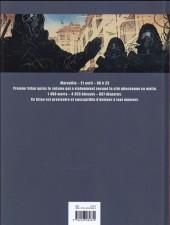 Verso de Léviathan (Brunschwig/Ducoudray/Bossard) -1- Après la fin du monde