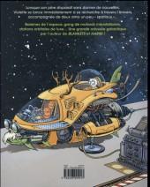 Verso de Space Boulettes - Space boulettes