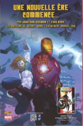 Verso de Secret Wars : Ultimate End -3- Confrontations