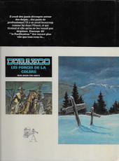 Verso de Durango -1'- Les chiens meurent en hiver