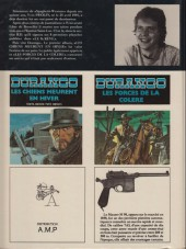 Verso de Durango -3'- Piège pour un tueur