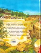 Verso de Mur païen - La guerre des Gaules dans les Vosges