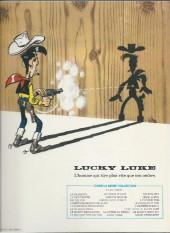 Verso de Lucky Luke -39a83- chasseur de primes