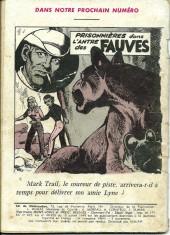 Verso de Mark Trail -7- Face aux barracudas