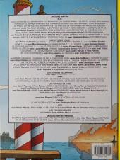 Verso de Lefranc -8c2008- L'arme absolue