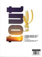 Verso de Tout Vance -3- histoires complètes 1963-64