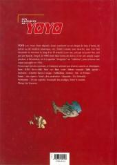 Verso de Les exploits de Yoyo -INT- L'intégrale