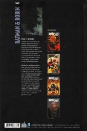Verso de Batman & Robin -4- Requiem