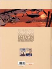 Verso de Le poids des nuages -1- L'Amie d'Eva Perón