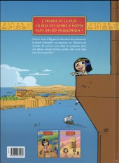 Verso de Cléo, la petite pharaonne -2- L'atout d'une grande