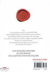 Verso de Innocent -6- Décapitation de la statue