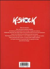 Verso de K-Shock