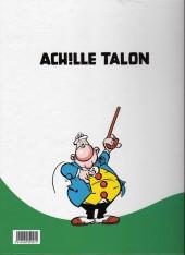 Verso de Achille Talon -16c15- Achille talon et le trésor de virgule