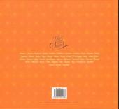 Verso de Les filles de Soleil -21- Les Filles de Soleil