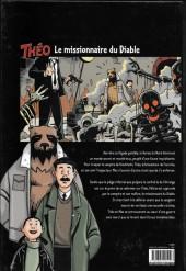 Verso de Théo -3- Le missionnaire du Diable, le sang de la momie