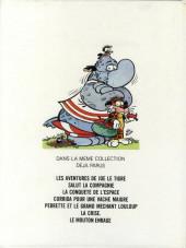Verso de La jungle en folie -7- Le mouton enragé