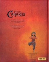Verso de Princesse Caraboo