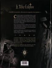 Verso de Monsieur Mardi-Gras Descendres -0- Le Facteur Cratophane - Prologue à Monsieur Mardi-Gras Descendres