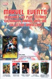 Verso de Secret Wars : Avengers -3- Trahison