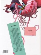 Verso de Le vagabond des Limbes -28- Le carnaval des animonstres