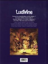Verso de Ludivine - L'histoire sans dessous... dessous !