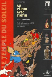 Verso de Tintin - Publicités -6Libre 3/4- L'oreille cassée (3)