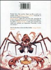 Verso de Black Bullet -2- Tome 2