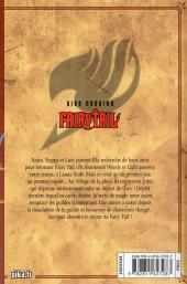Verso de Fairy Tail -50- Tome 50