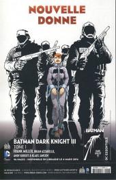Verso de Batman Univers -1- Numéro 1