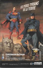 Verso de Justice League Univers -1- Numéro 1