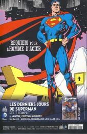 Verso de Superman Univers -1- Numéro 1