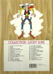 Verso de Lucky Luke -4c93- Sous le ciel de l'ouest