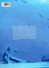Verso de Les quatre voyages de Juan Buscamares -INT- Jean Cherchemers