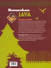 Verso de Rampokan -1- Java