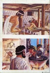 Verso de Les héros de l'aventure (Classiques de l'aventure, Puis) -59- Le Fantôme : le jeu du prince ragon