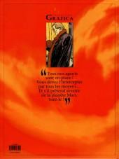 Verso de Le lièvre de Mars -1b1996- Le lièvre de Mars 1