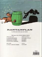 Verso de Rantanplan -5a- Bêtisier 1
