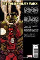 Verso de Deadpool (2008) -INT08- Operation Annihilation