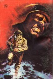 Verso de Brûlant (1re série) -8- Le Soldat de Métal