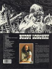 Verso de Buddy Longway -9b84- Premières chasses
