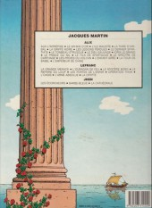 Verso de Alix -5d1985- La griffe noire