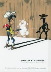 Verso de Lucky Luke (Pub et Pastiches) -48Citel- Le bandit manchot