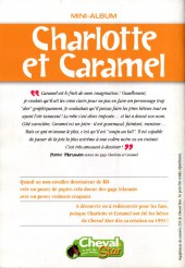 Verso de Caramel (Marsaudon) -HS- Charlotte et Caramel