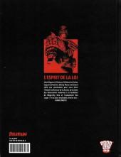 Verso de Judge Dredd (Delirium) -1- Origines