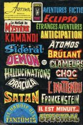 Verso de Le vicomte (Comics Pocket) -10- Et après, Vicomte ?