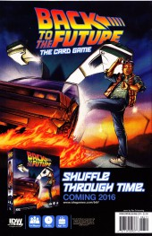 Verso de Back to the Future (2015) -4- Untold Tales and Alternate Timelines #4
